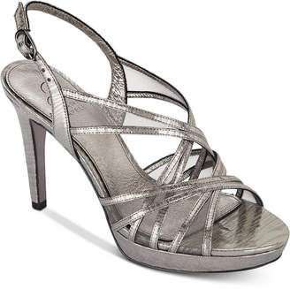 Adrianna Papell Adri Platform Strappy Sandals Women's Shoes