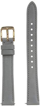 Fossil S141109 14mm Leather Calfskin Watch Strap