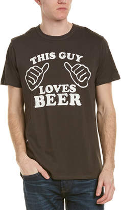 Chaser This Guy Loves Beer T-Shirt