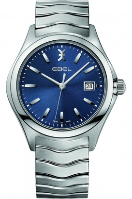 Ebel Mens New Wave Watch 1216238
