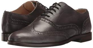 Matteo Massimo Oxford Wing Tip Women's Lace Up Wing Tip Shoes