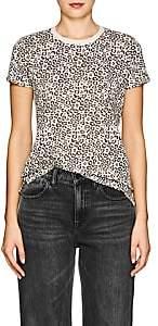ATM Anthony Thomas Melillo Women's Leopard-Print Cotton T-Shirt