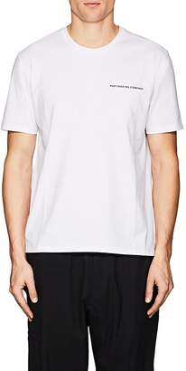 Pop Trading Company POP TRADING COMPANY MEN'S LOGO COTTON T-SHIRT