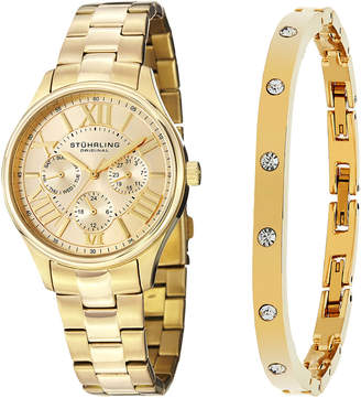 Stuhrling Original Women's Symphony Watch Set