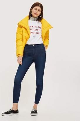 Topshop Petite Indigo Joni Jeans
