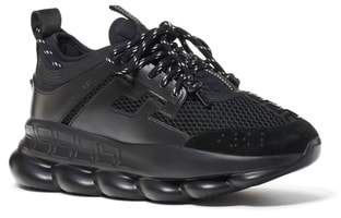 Versace First Line Chain Reaction Sneaker