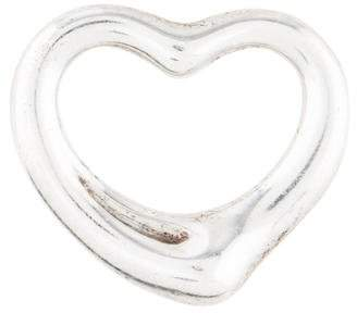 Tiffany & Co. Open Heart Pendant