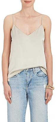 L'Agence Women's Jane Silk Charmeuse Top