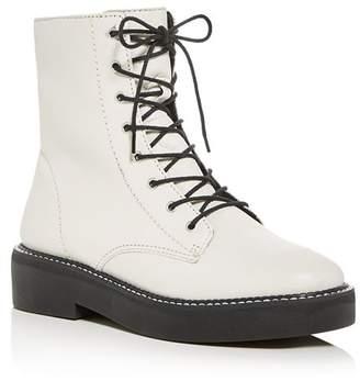 Schutz Women's McKenzie Combat Boots