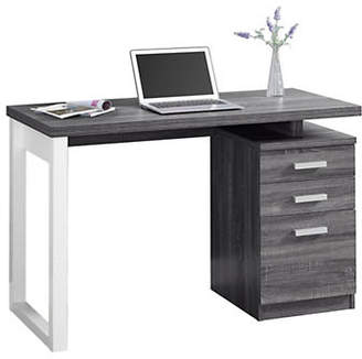 Monarch Three-Drawer Computer Desk