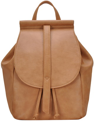 Antik Kraft California Faux Leather Backpack