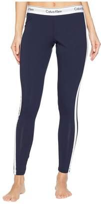 Calvin Klein Underwear Modern Cotton Loungewear Leggings Women's Casual Pants