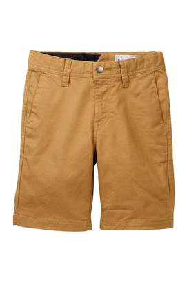 Volcom Cotton Twill Short (Toddler & Little Boys)