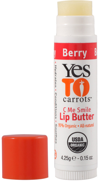 Yes To Carrots Smile Lip Butter