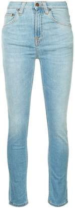 Nudie Jeans classic skinny-fit jeans