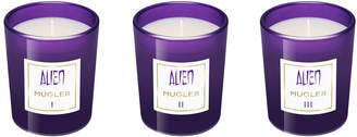 Thierry Mugler Alien Mini Candles Set