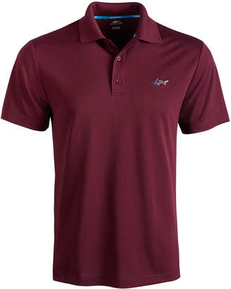 Greg Norman Attack Life by 5 Iron Solid Polo
