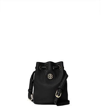Tory Burch Brody Mini Bucket Bag $275 thestylecure.com