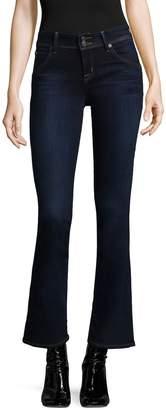 Hudson Women's Beth Petite Boot Cut Jeans