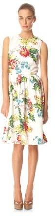 Gwendoline Flower Dress
