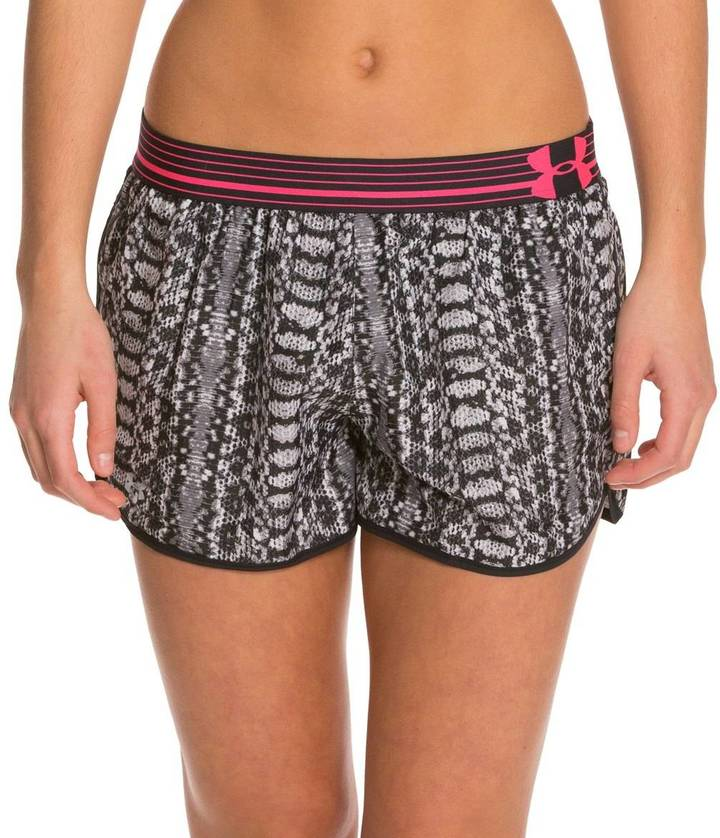 Under Armour Women's Printed Perfect Pace Running Short 8122815