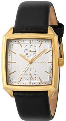Cross [クロス 腕時計 シルバー文字盤 CR8045-03 メンズ 【正規輸入品】