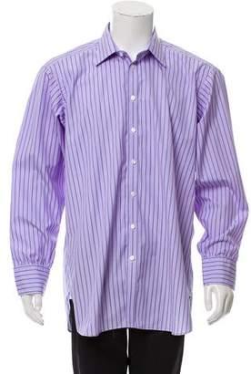 Turnbull & Asser Woven Button-Up Shirt