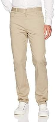 Lee Uniforms Men's Skinny Stretch 5 Pocket Pant