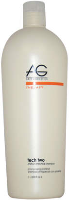 AG Hair Cosmetics 33.8Oz Tech Two Protein-Enriched Shampo
