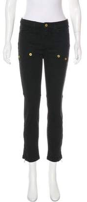 Zadig & Voltaire Mid-Rise Skinny Jeans