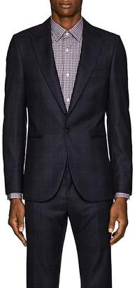 Paul Smith Men's Soho Checked Wool One-Button Sportcoat