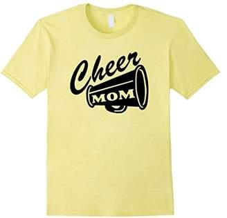 Cheer Mom Cheerleading Tee Shirt