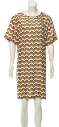 Rag & Bone Printed Silk Dress