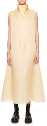 The Row Virginia Silk Organza Dress