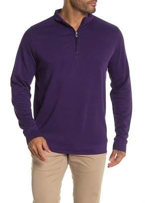Peter Millar Crown Comfort Quarter Zip Knit Sweater