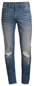 True Religion Rocco Rampage Slim-Fit Jeans