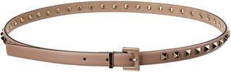 Valentino Rockstud Leather Belt