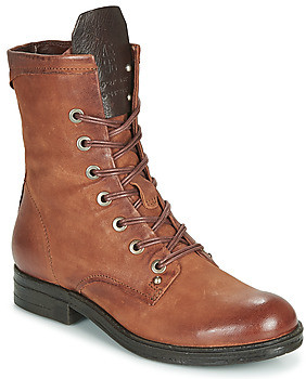 Air Step A.S.98 VERTI BOOTS women's Mid Boots in Brown