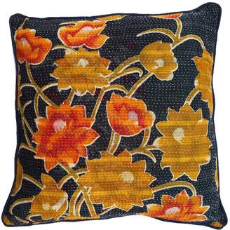 Carousel Jewels - Floral Vintage Luxury Cushion