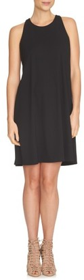 Women's Cece Twist Back Knit Shift Dress $99 thestylecure.com