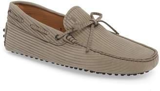 Tod's Laccetto Gommino Driving Shoe