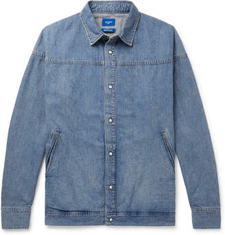 Beams Washed-Denim Shirt