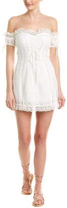 For Love & Lemons Annabelle Shift Dress