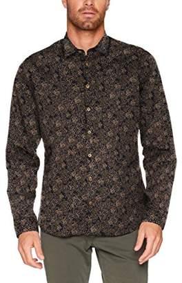 df18b12b00 Camel Active Men's Chris Kent 1/1 Casual Shirt,(Size: Large)