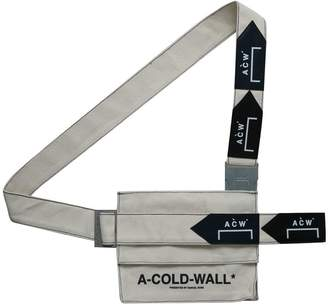 A-Cold-Wall* A Cold Wall Canvas Utility Bag