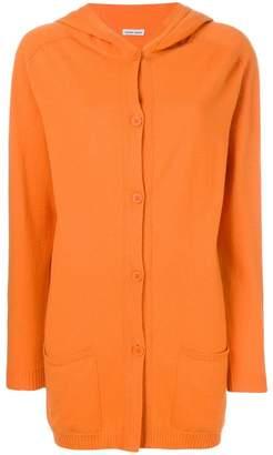 Tomas Maier soft cashmere hoodie