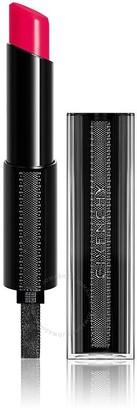 Givenchy / Rouge Interdit Vinyl Color Enhancing Lipstick (n7) Fuchsia Illicite