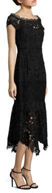 Nanette Lepore Dolce Vita Floral Lace Dress $548 thestylecure.com