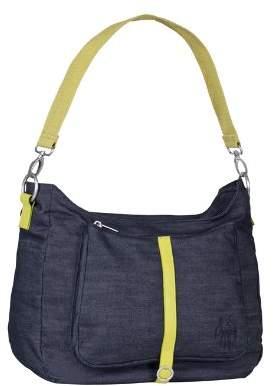 Lassig Green Label Lightweight Shoulder Bag, denim blue