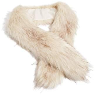 Topshop Faux Fur Stole